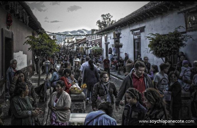 Andador de San Cristobal de Las Casas