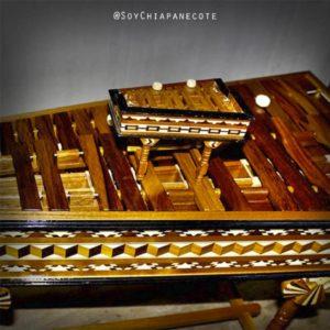 marimba chiapaneca artesania