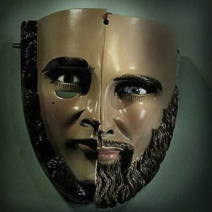 mascara de parachico