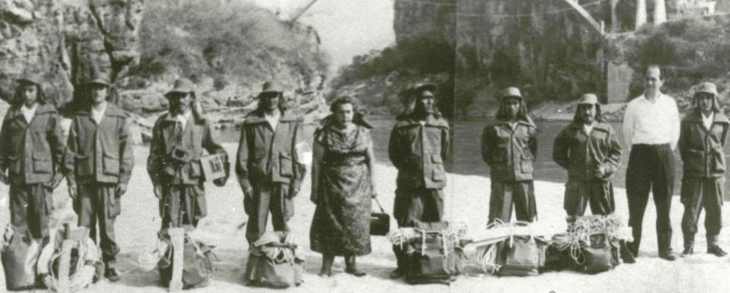 Grupo Pañuelo Rojo, Exploradores de Chiapas
