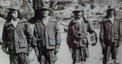 exploradores del grupo pañuelo rojo