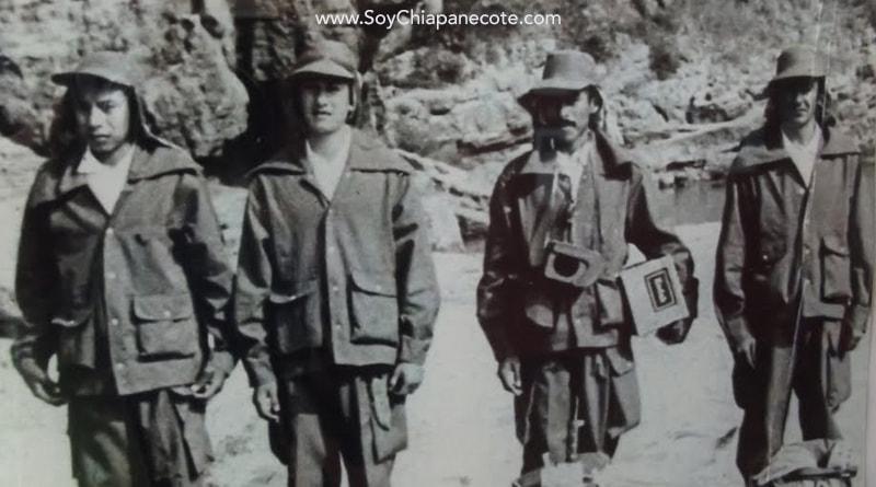 Grupo Pañuelo Rojo: Los conquistadores del Cañón del Sumidero