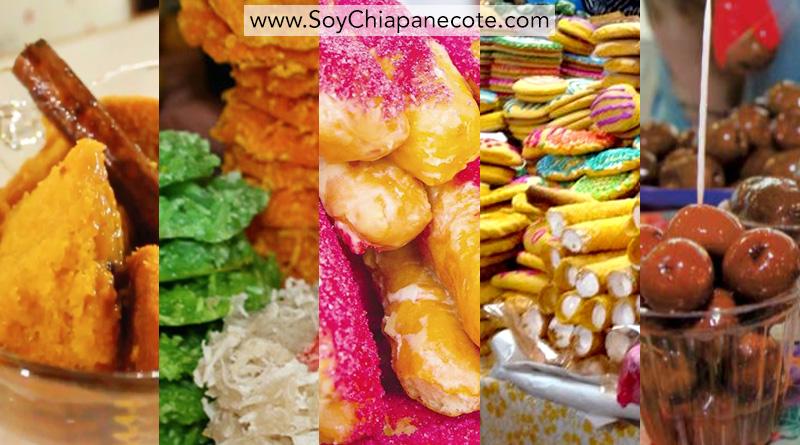 5 Dulces típicos de Chiapas para endulzar tu vida