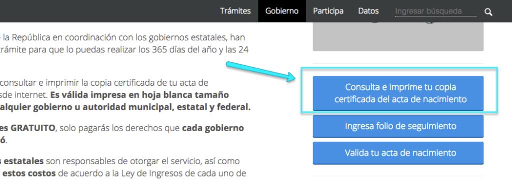 Cómo tramitar tu acta de nacimiento en internet si eres de Chiapas