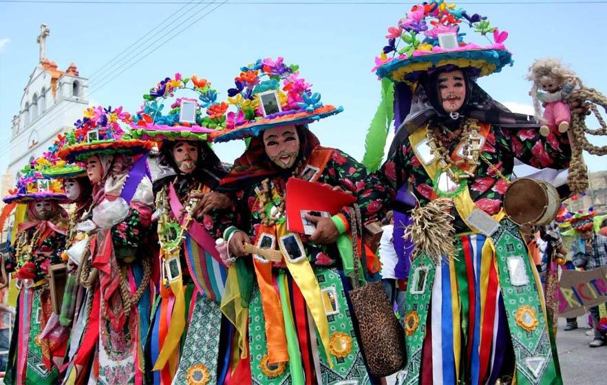 Carnaval Zoque Coiteco | Fiesta Tradicional de Chiapas