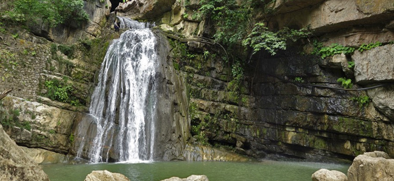 Cascadas en Chiapas, El Chorreadero