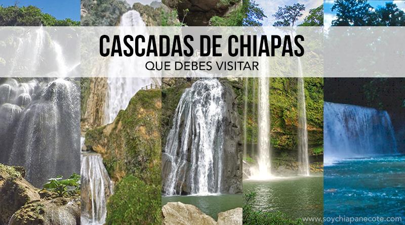 Cascadas de Chiapas