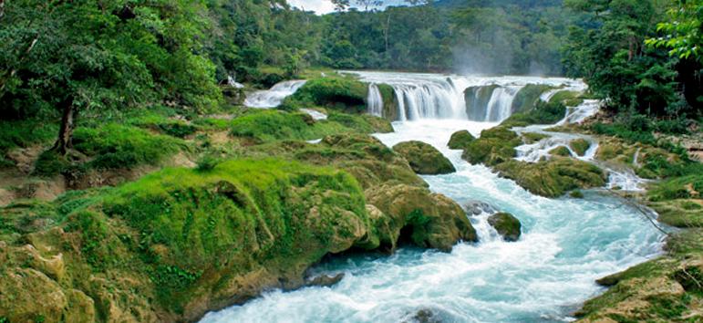 Cascadas en Chiapas | Cascadas Las Nubes