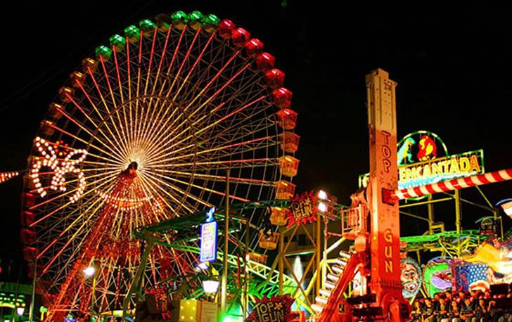 Fiesta y Ferias tradicionales de Chiapas