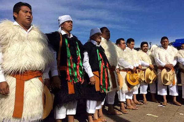 Vestimenta Típica de San Juan Chamula - Hombres