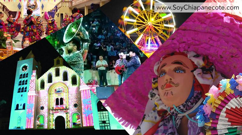 Ferias Tradicionales de Chiapas