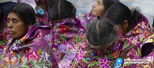 Gente de Chiapas - Razones por las que Amamos Chiapas