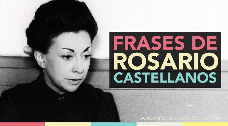 20 Frases de Rosario Castellanos para inspirarte