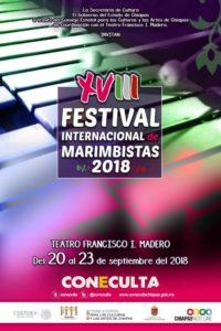 Festival Internacional de Marimbistas 2018