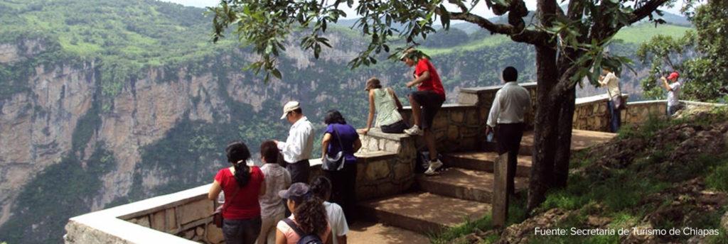 El Tepehuaje - Miradores del Canon del Sumidero