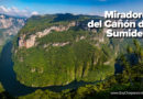 Miradores del Cañón del Sumidero