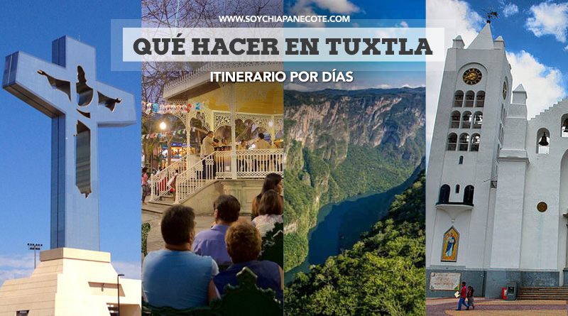 Qué hacer en Tuxtla Gutiérrez, Chiapas
