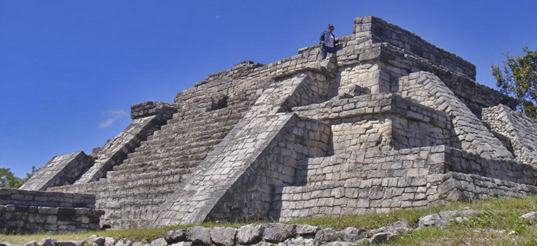 Sitios arqueologicos de Chiapas - Chincultik