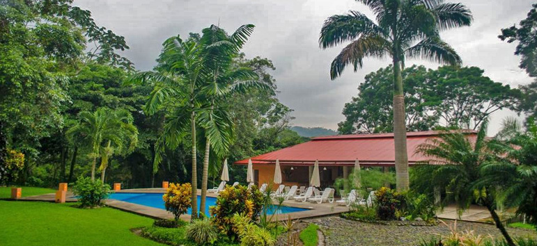 Finca Cafetalera en Chialas Argovia Hotel