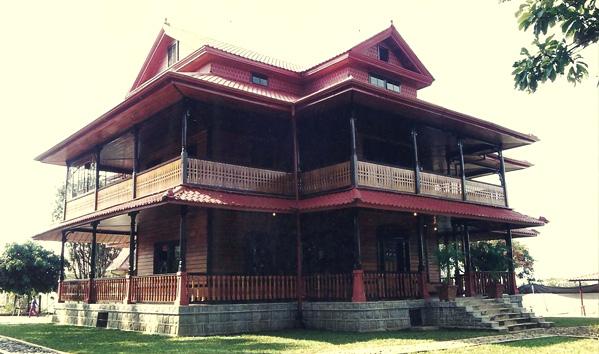 Finca Santo Domingo - Casa Grande