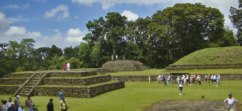 Ruinas en Chiapas - Izapa