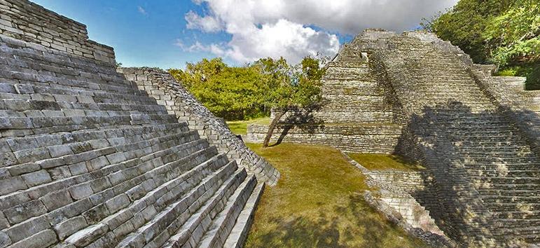 Tenam Puente - Arqueologia en Chiapas