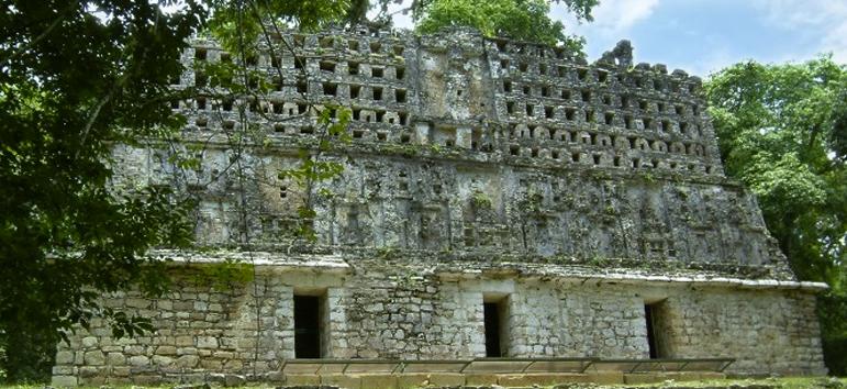 Zona Arqueologica de Yaxchilan, Chiapas