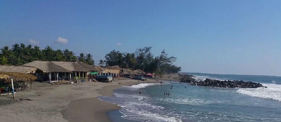 Playas de Tapachula