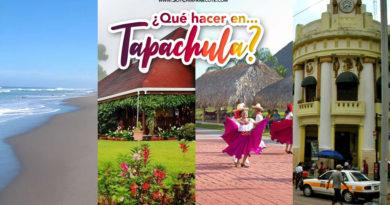 Qué hacer en Tapachula