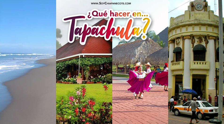Qué hacer en Tapachula: Lugares turísticos para visitar