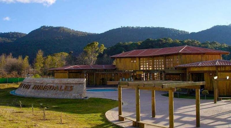 Parque Los Humedales de San Cristóbal