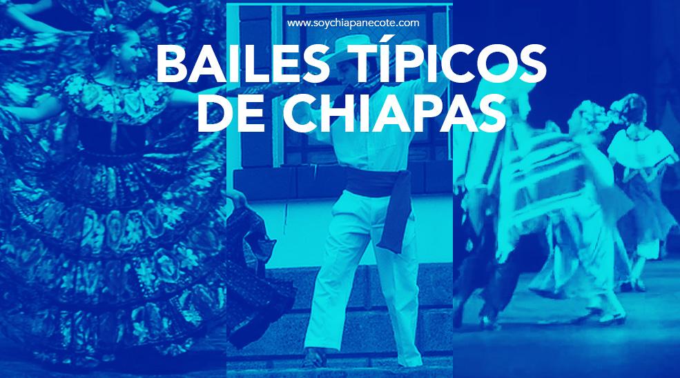 5 bailables regionales de Chiapas que debes conocer