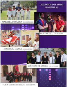 Programa Cultural Feria Internacional del Libro UNACH