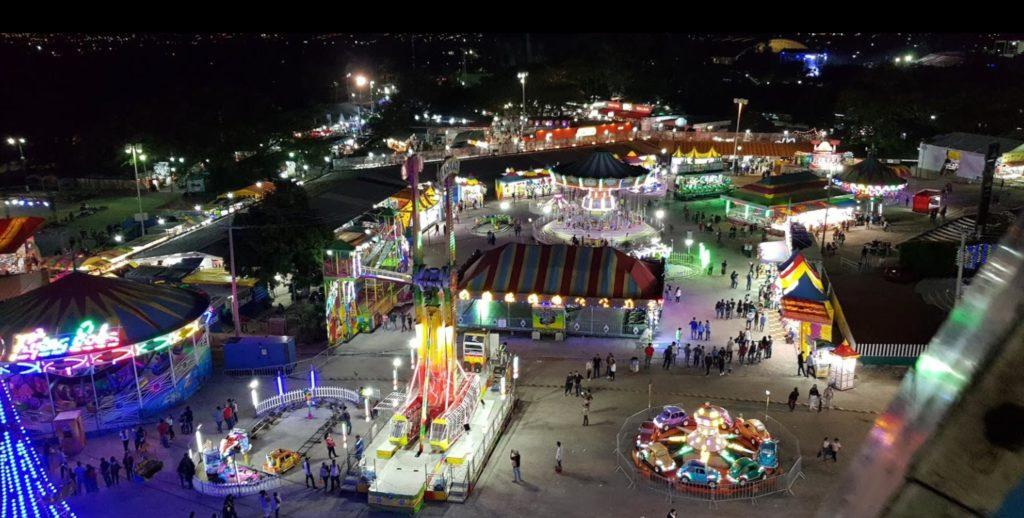 Feria Chiapas 2019 Juegos