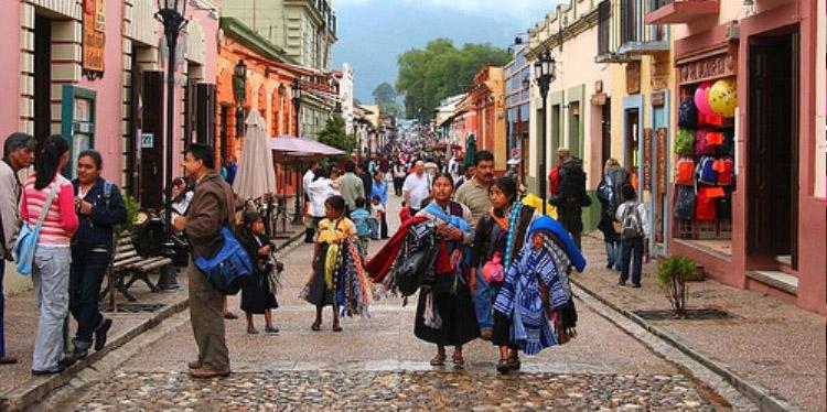 andador turistico de guadalupe para comprar artesanias