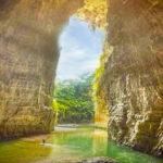 El Arco del Tiempo en Chiapas