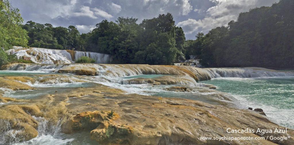 Cascadas de Agua Azul como llegar