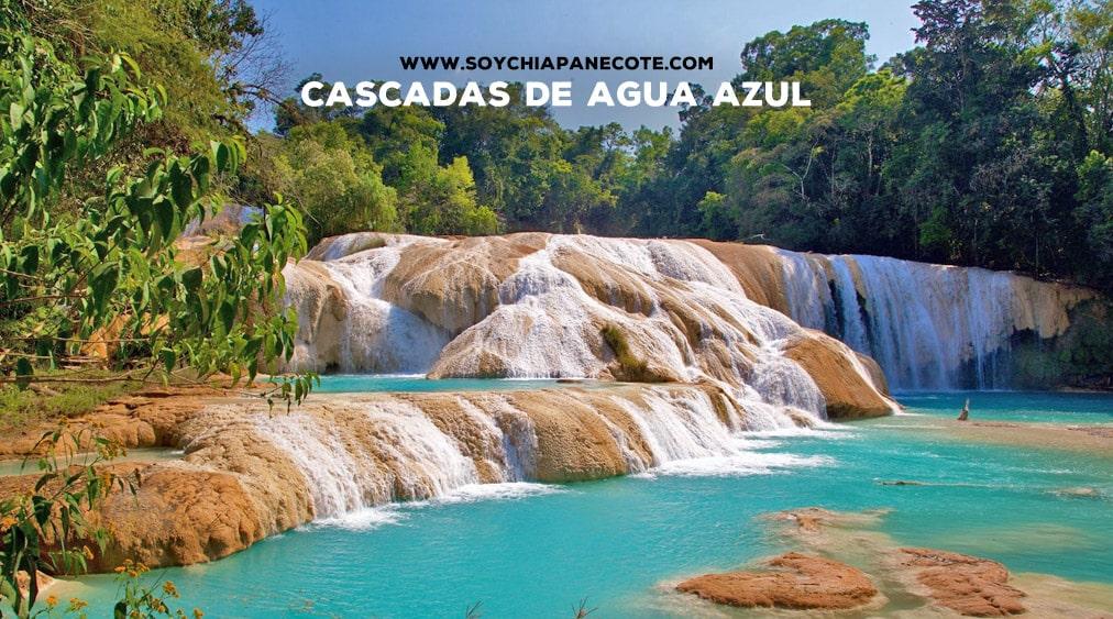Cascadas de Agua Azul en Chiapas: Cómo llegar y costos