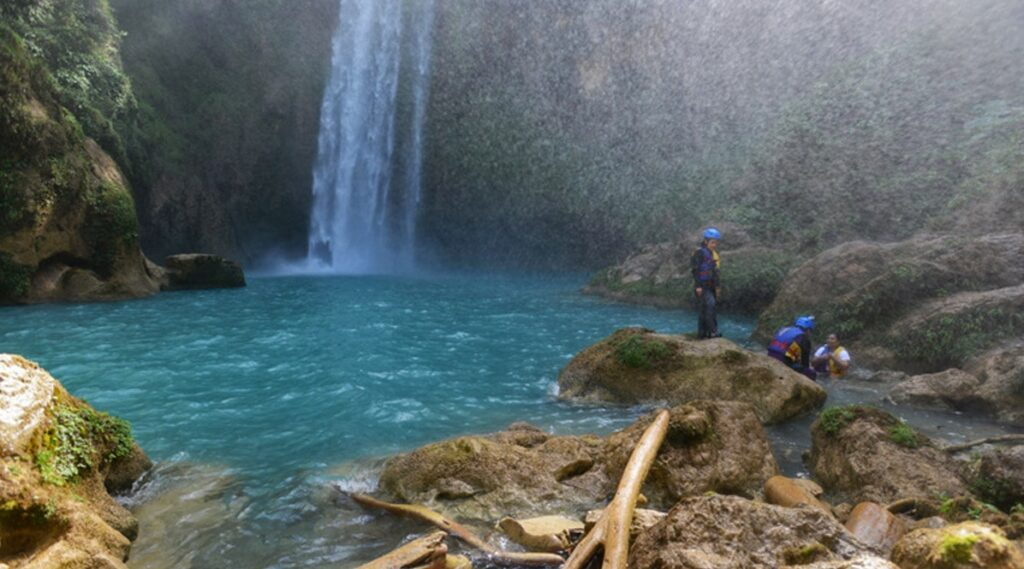 Cascadas Las 3 Tzimoleras Chiapas