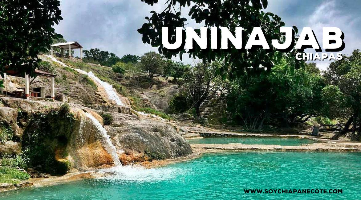 Uninajab, Centro Turístico en Comitán, Chiapas