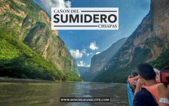 Parque Nacional Cañón del Sumidero, Chiapas