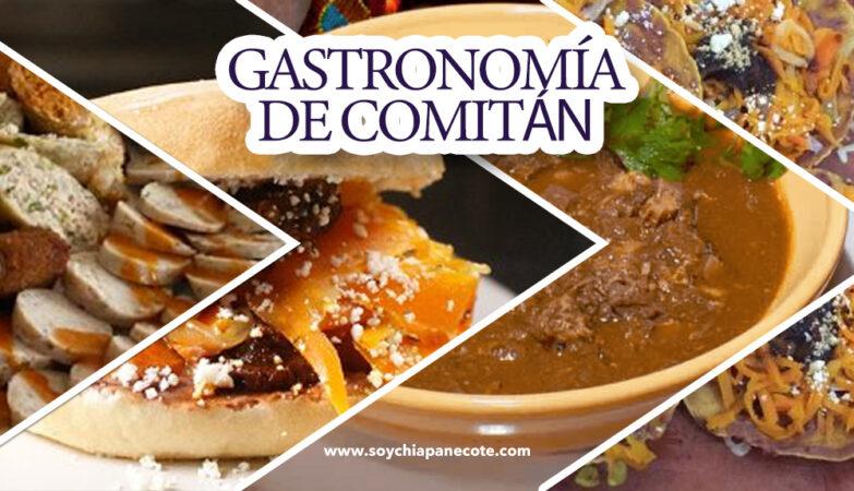 Gastronomía Comiteca