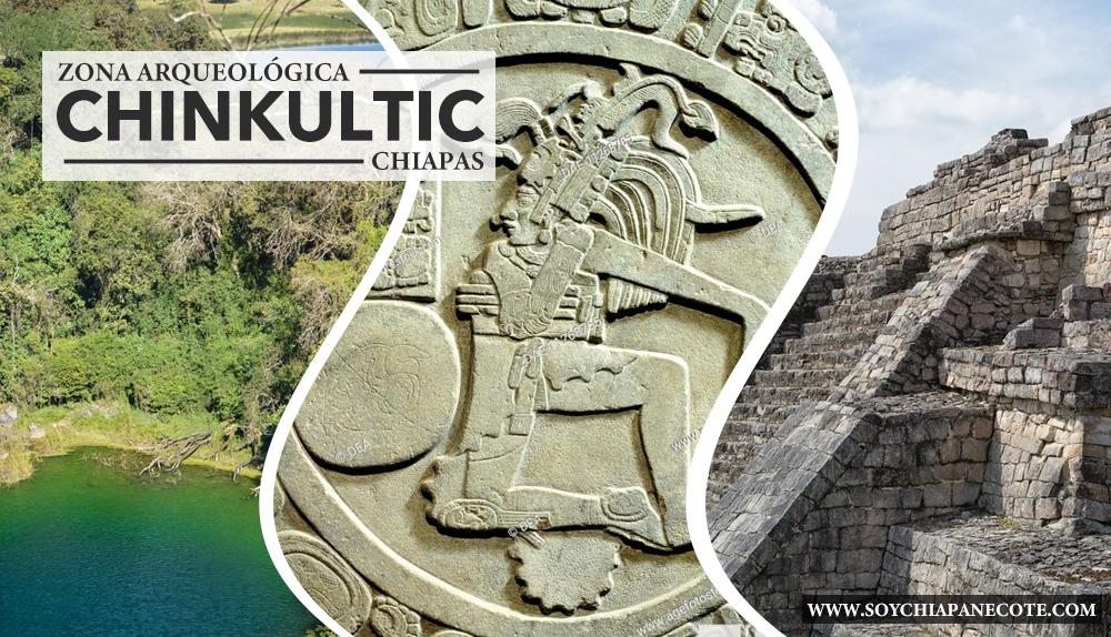 Zona Arqueológica de Chinkultic ¡Descúbrela!